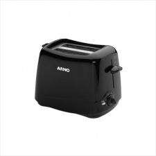 Tostadora Arno 720 watts Negra Quick Toast