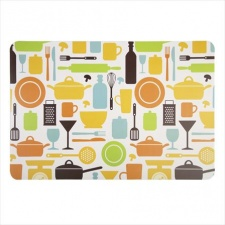 Mantel Individual 30 x 45 cm. material PP Kitchen Style