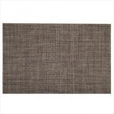 Mantel Individual 30 x 45 cm. material Textilene tonos beige.