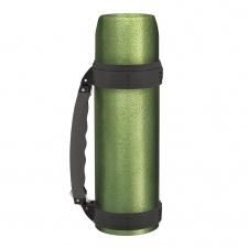 Termo 1200 ml. doble pared Verde Hammer