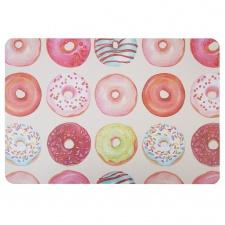 Mantel Individual 30 x 45 cm. material PP Donuts colores