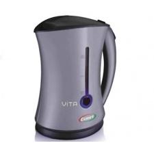 Jarra eléctrica 1.4 ltrs modelo Vita Cuori gris.