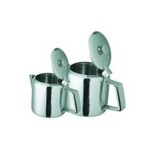 Lechera Cafetera Acero Inoxidable 450 ml.