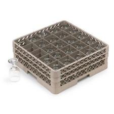 Rack para cristalería con 3 extensibles 36 divisiones.