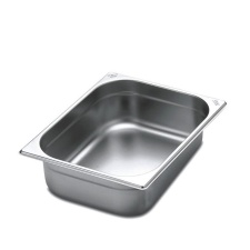 Fuente Cuba Gastronómica aluminio 325 x 265  x 90 mm. -