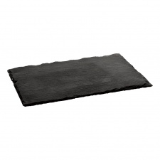 Piedra rectangular para servicio 25 x 40 cm. Sunnex.