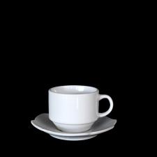 Taza café con platillo 90 ml.