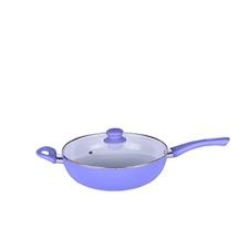 Sarten wok ceramico Siena Diámetro 28 cm.