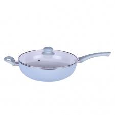 Sarten wok cerámico Siena Diámetro 28 cm.