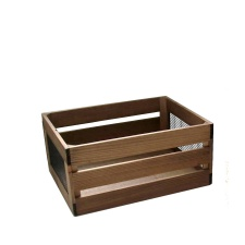 Cajón caja Organizadora Madera 38 x 29 x 18 cm.