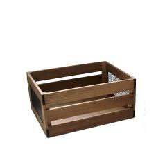 Cajón caja Organizadora Madera 32 x 24 x 15 cm.