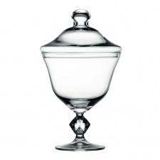 Caramelera con pie Elysee Pasabahce D 12,6 x 22 cm alto