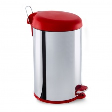 Papelera basurero reciclaje 12 litro Decorline Brinox.