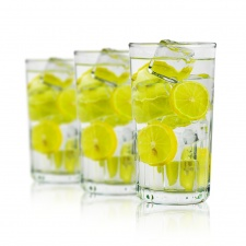 Vaso Crisa set x 6 piezas 390 ml Cooler Kristali.