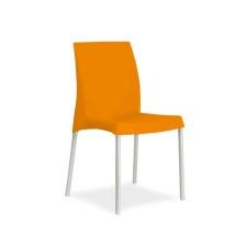 Silla Classic Naranja PLASNEW.