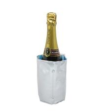 Enfriador de botellas con gel. Fackelmann