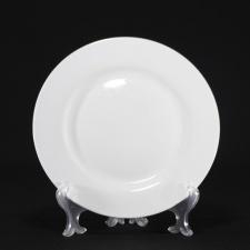 Plato llano con ala Ø 25 cm cerámica Goldsky