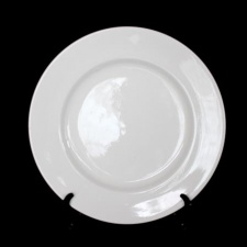 Plato postre 20 cm. con averia