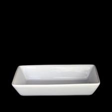 Fuente rectangular 17 x 10 cm.