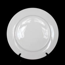 Plato llano ceramica 23 cm.