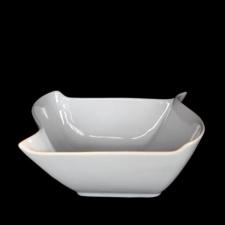 Bowls cuadrado 25 x 19 x 9,5 cm.