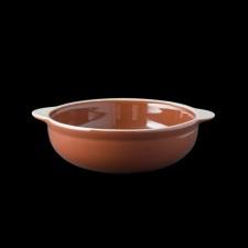 Cazuela Olmos marrón 13,5 cm diámetro.