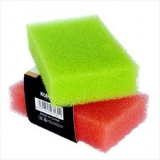 Esponjas Plásticas Aereadas Pack x 2 Unidades.