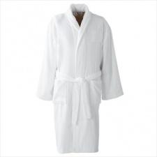 Bata blanca adulto Dolher. 100 % algodón.