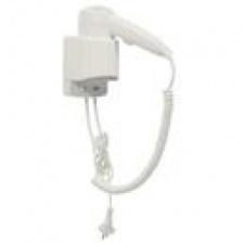 Secador de pelo p/hotel blanco 1200w