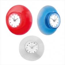 Reloj c/ventosa 15x4x15cm impermeabilizante