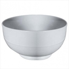 Bowls ceramica blanca 3 ltrs.