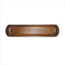 Tabla madera 62 x 12 x 4 cm. para picadas
