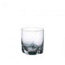 Vaso de whisky 410 ml. Trio Bohemia Dof pack x 6 unidades
