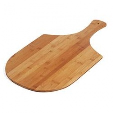 Tabla de bamboo p/cortar pizza 60x35x1.2cm