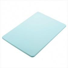 Tabla plástica 51x38x1.25cm azul Sunnex