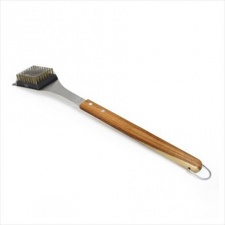 Cepillo limpiador cerdas de bronce 44 cm.