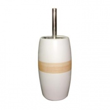 Porta cepillo p/inodoro diseño arena