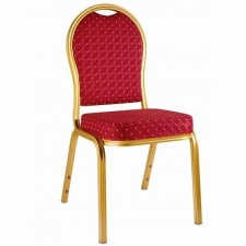 Silla acero red/gold 113A11