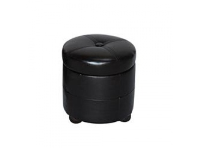 Asiento baúl pequeño con tapa D32 x 33 cm