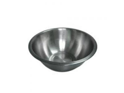 Bowls 20 cm, acero mate.