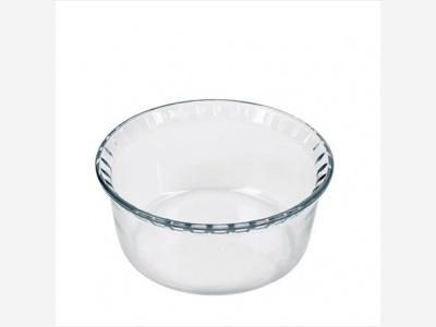 Molde de souffle redondo 2400 ml. Classica Marinex