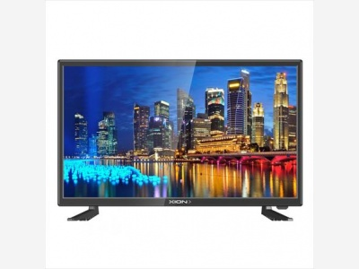 TV Led 22´´ XION  FULL HD HDMI USB MOVIE PC VGA