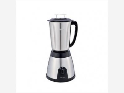 Licuadora con jarra en acero 1,5 LTS. XION