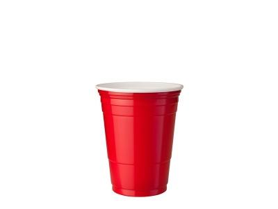 Vaso Descartable Plástico para fiestas 266 ml Paq. x 25 unidades