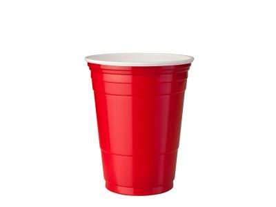 Vaso Descartable Plástico para fiestas 473 ml X 25 unidades.