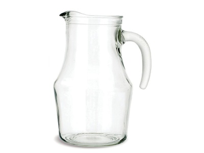 Jarra de vidrio Nobile Cisper 1.5 lts.