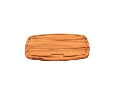 Tabla madera 40 x 25 cm. Churrasco Tramontina