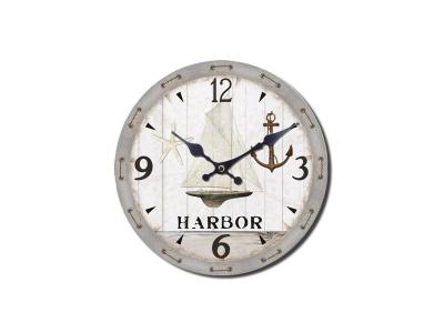 Reloj de pared diseño Marine.
