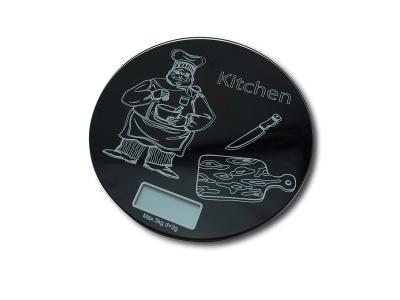 Balanza digital de cocina 2 grs - 5 kilos.