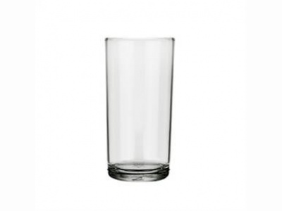 Vaso de refresco 350 ml. Línea Cylinder Nadir